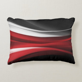 Deco Abstract3 Accent Pillow