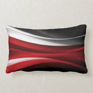Deco Abstract3 Lumbar Pillow