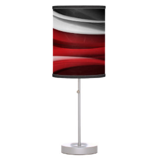 Deco Abstract3 Table Lamp