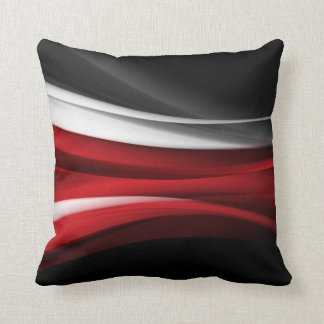 Deco Abstract3 Throw Pillow
