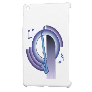 Deco Alto Clarinet iPad Mini Cover