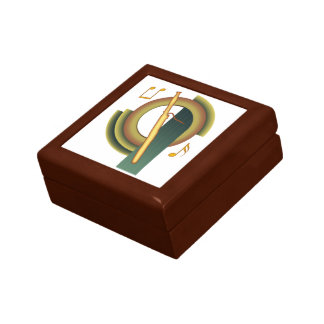 Deco Bassoon Gift Box