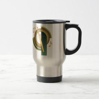 Deco Bassoon Travel Mug