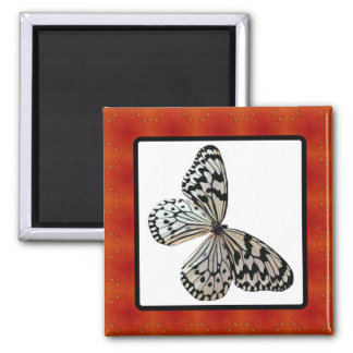 Deco Butterfly Fridge Magnet