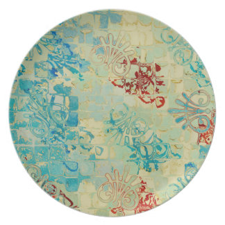 Deco Creative Design Plate