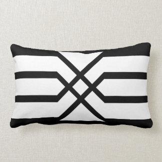 Deco Crest Lumbar Pillow