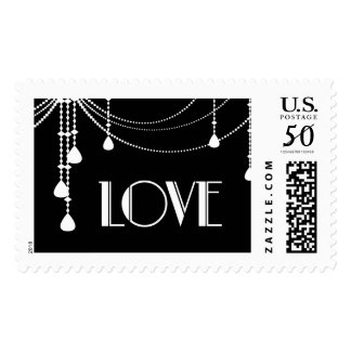 Deco Crystal Love | Atelier Isabey Stamps