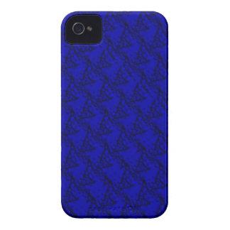 Deco de especie en Retro Style muster azules