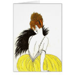 Deco Doll Greeting Cards