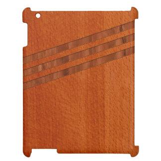 Deco embutió el iPad de madera de la impresión