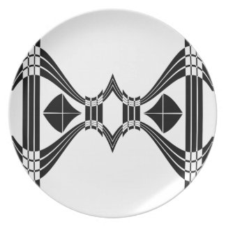 Deco  - Fish Tail Plate