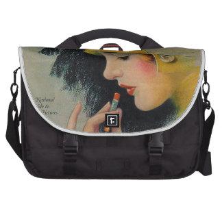 Deco for hatbox.jpg laptop bags
