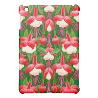 Deco Fuschia Flowers Speck Case iPad Mini Covers