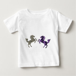 Deco Horse Baby T-Shirt