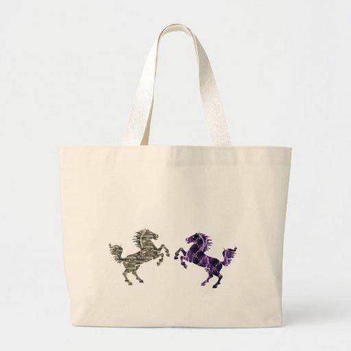 Deco Horse Bag