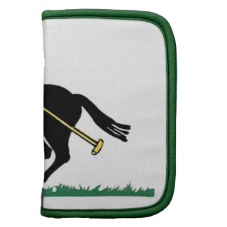 Deco Horse Polo Planners