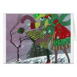 Deco Illustration Greeting Cards