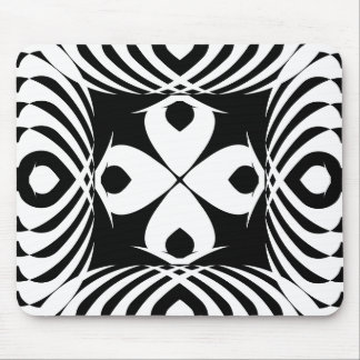 Deco Inspired Untitled Mousepad