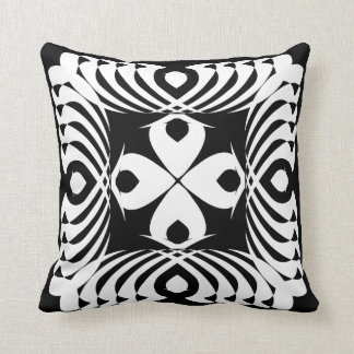 Deco Inspired - Untitled Throw Pillow