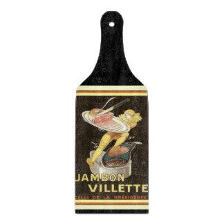 Deco Jambon Villette Cutting Board