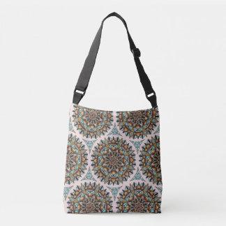 Deco Mandala Pattern Tote Bag