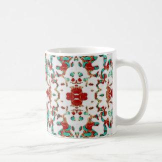 Deco mediterráneo tazas de café