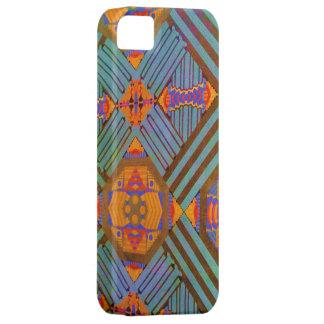 Deco Navajo Design NYC Ceiling Phone Case