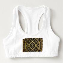 deco,nouveau,gold,black,elegant,chic,pattern,templ sports bra
