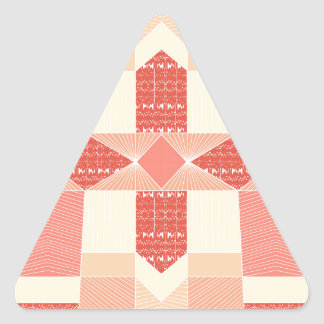 Deco Ombre Lines Geometric Pattern Stickers