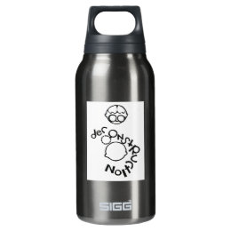 Deco-onstruction Insulated Water Bottle