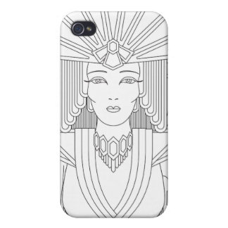 Deco Priestess Covers For iPhone 4