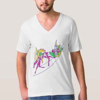 Deco Reindeer Racing Shirt