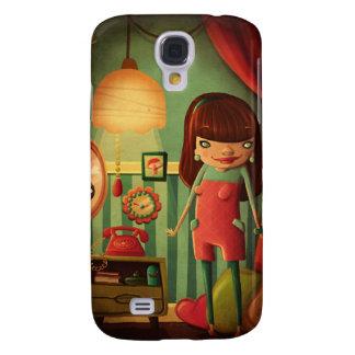 Déco Samsung Galaxy S4 Case