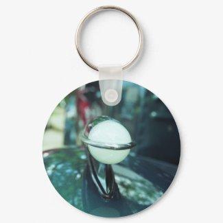 Deco Streamlining Keychain keychain
