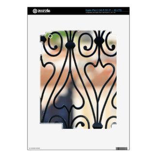 Deco style iPad 3 skins