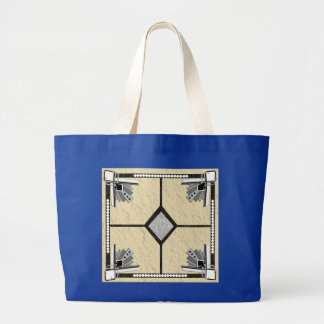 deco tile canvas bags