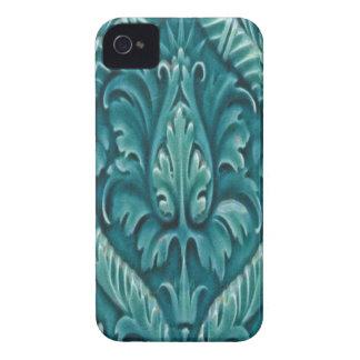 deco tile iphone iPhone 4 Case-Mate cases