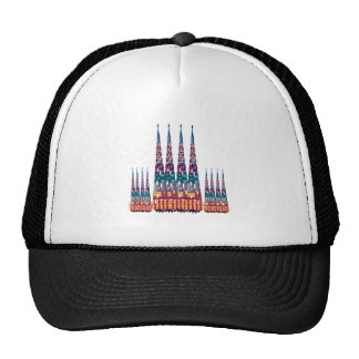 Deco Tower Graphic Girl Fashion Diva Games NVN691 Mesh Hat