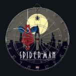 "Decodant Spider-Man Dartboard<br><div class=""desc"">Marvel Comics Evergreen</div>"