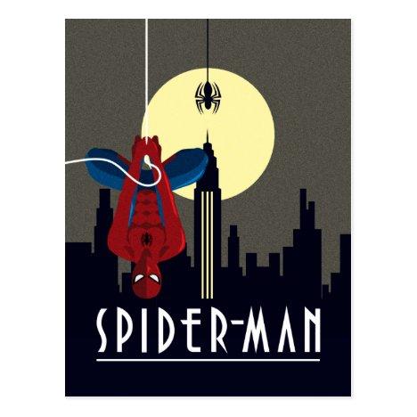 Decodant Spider-Man Postcard