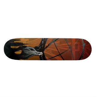 decoed skateboard deck