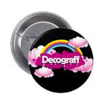 Decograff Cloud Black Button