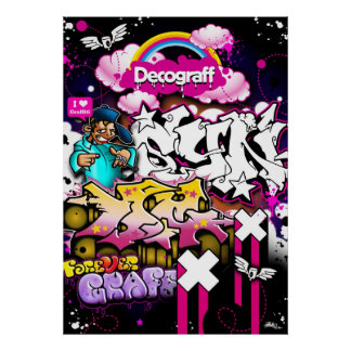 Decograff Posters
