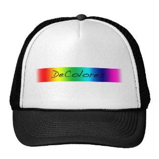 DeColores Banner Mesh Hat