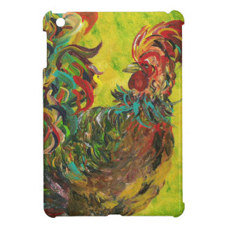 DeColores Rooster 2 Case For The iPad Mini