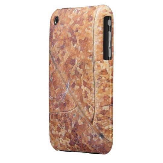 Decomposing Oak Leaf ~ iPhone 3 CaseMate Barely iPhone 3 Case