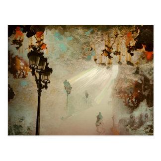 Decomposition Postcard