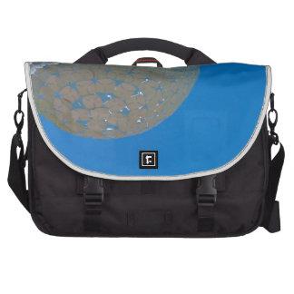 decor laptop messenger bag
