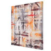 Decor Painted Abstract Background