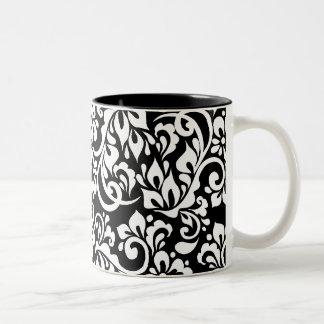 decor Two-Tone coffee mug